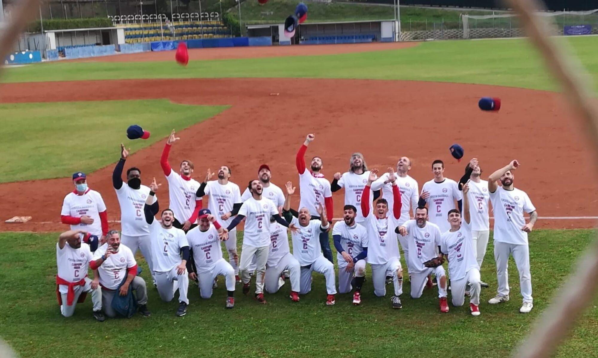 Benvenuti nel Perugia Baseball